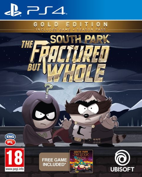 Ubisoft South Park: The Fractured But Whole Gold / PS4