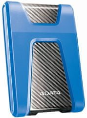 "Adata HD650 1TB / Externí / USB 3.0 / 2,5"" / Blue (AHD650-1TU31-CBL)"