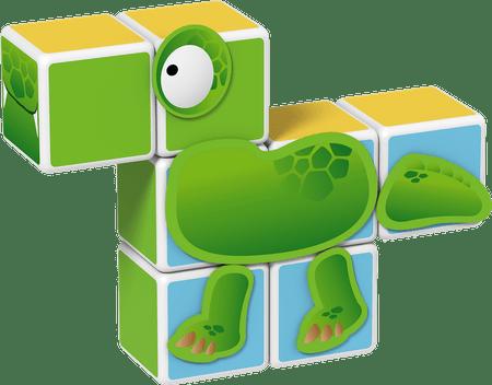 TM Toys Magicube - dinoszaurusz készlet