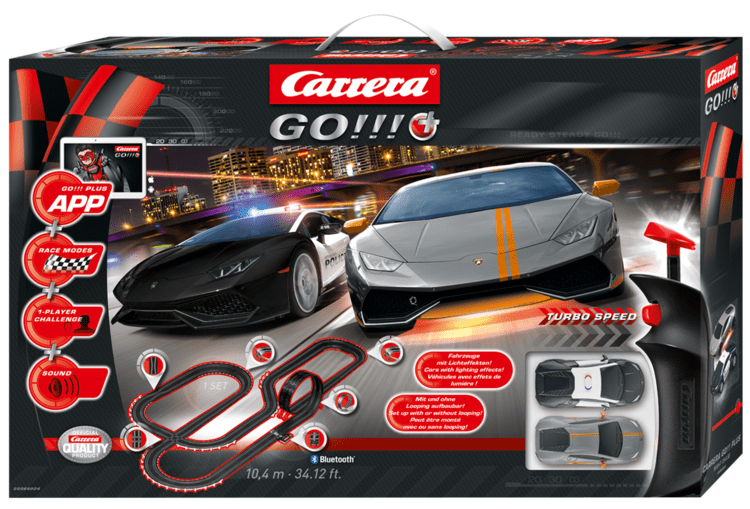 Carrera Autodráha GOPlus 66004 Night Chase