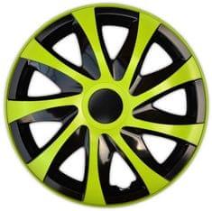 Versaco Poklice KORZO Green/Black sada 4 ks