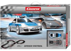 CARRERA Evolution Speed Patrol 25227