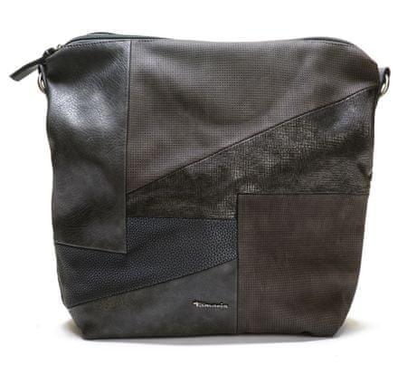 Tamaris siva ženska ročna torbica Bimba