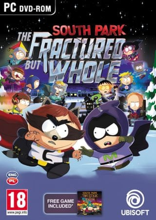 Ubisoft South Park: The Fractured But Whole / PC