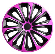 Versaco Poklice MAKO Pink/Black sada 4 ks