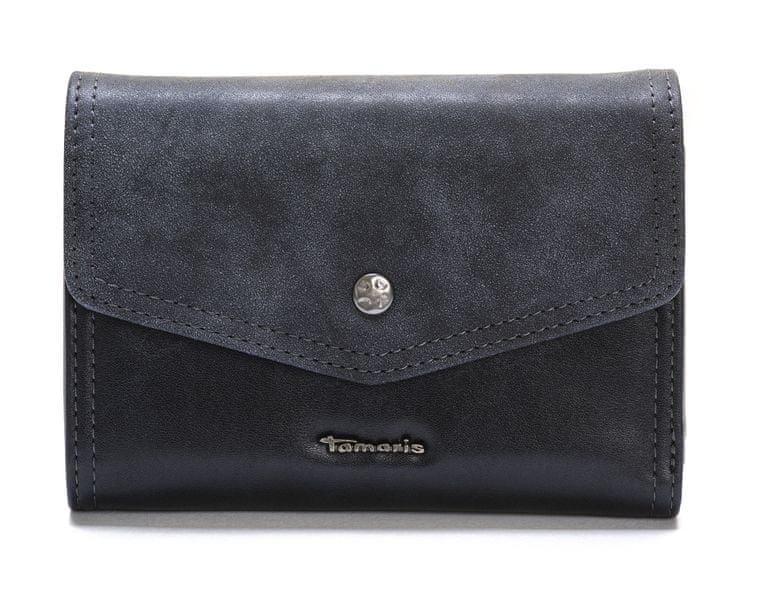 Tamaris dámská peněženka Bea uni tmavě modrá