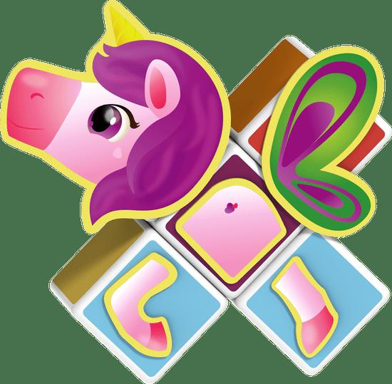 Geomag Magicube - hercegnő készlet