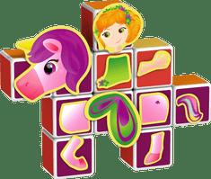 TM Toys Magicube - Sada princezny