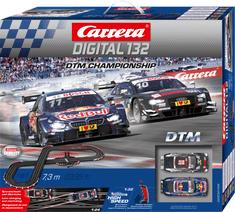 CARRERA tor wyścigowy D132 30196 DTM Championship