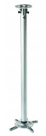 S-box univerzalni stropni nosilec za projektor PM-200XL, srebrn