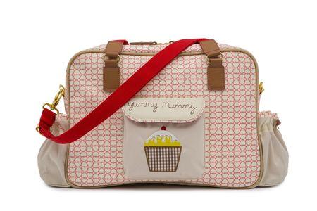 Pink Lining previjalna torba YUMMY MUMMY, Ljubezen