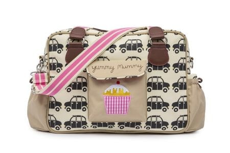Pink Lining torba za previjanje YUMMY MUMMY, Taksi