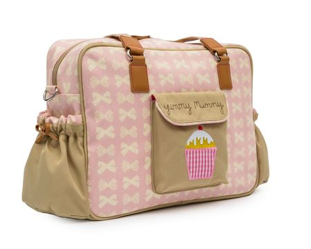 Pink Lining torba za previjanje YUMMY MUMMY, Krem luk