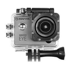 Manta športna kamera MM333 EYE - odprta embalaža