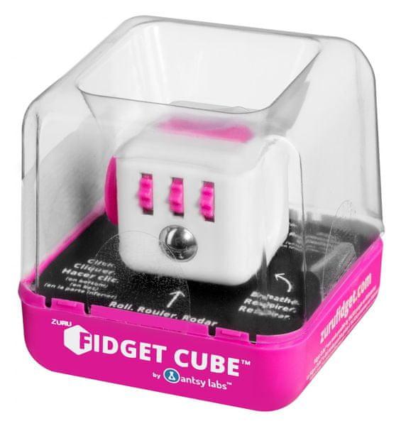 TM Toys Fidget Cube růžová