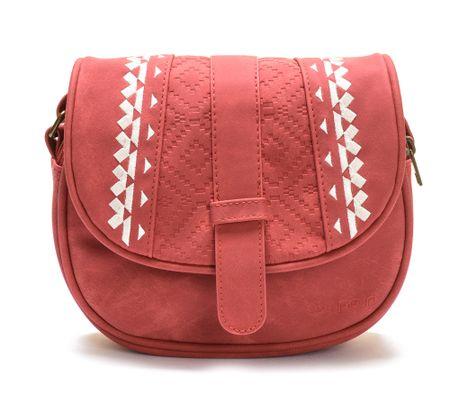 Rip Curl ženska ročna torbica Hesperia Mini rdeča UNI