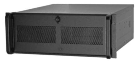 "Chieftec ohišje NC-410B-32R 19"" IPC 4U RACK 2x320W1x500W-1 odvečna reža , črno"