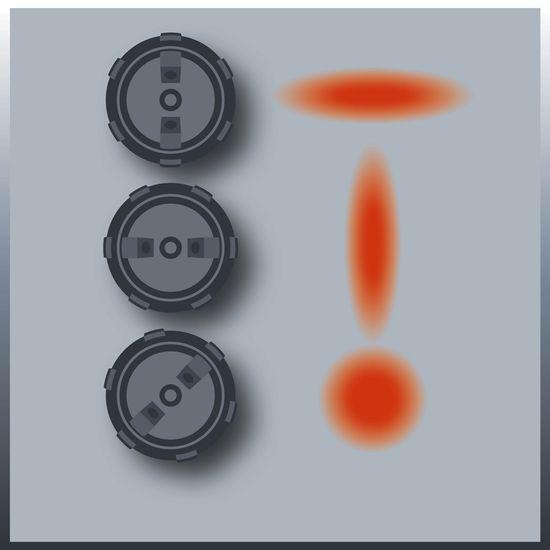 Einhell Systém pro nástřik barev TC-SY 700 S 4260020