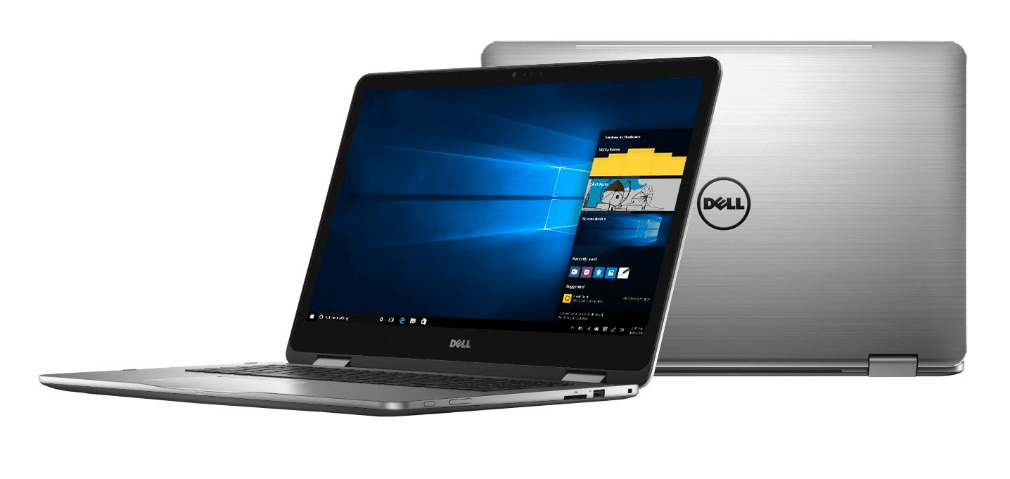 Notebook DELL Inspiron 17z Touch