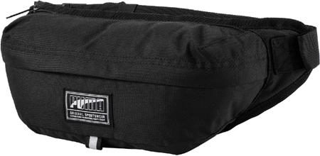 Puma saszetka Academy Waist Bag Black