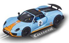 CARRERA EVO 27549 Porsche 918 Spyder