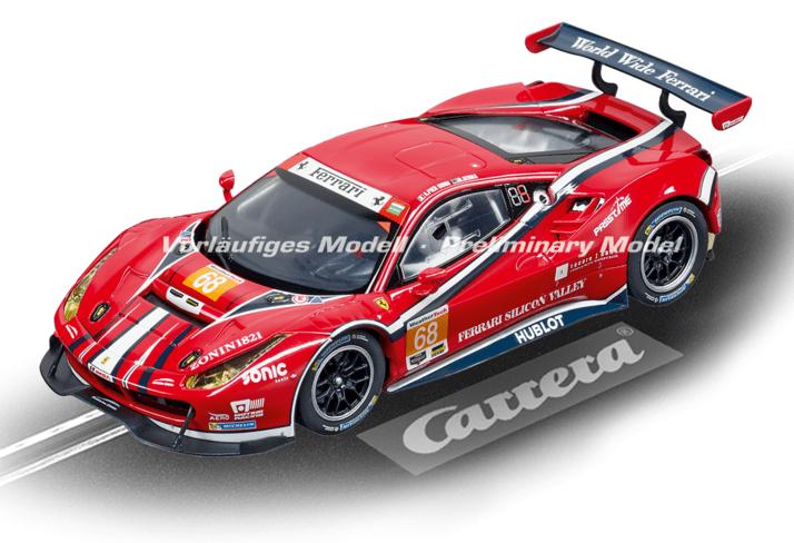 Carrera EVO 27558 Ferrari 488 GT3
