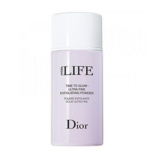 Dior Čistící pudr s peelingovým účinkem Hydra Life (Time To Glow - Ultra Fine Exfoliating Powder) 40 g