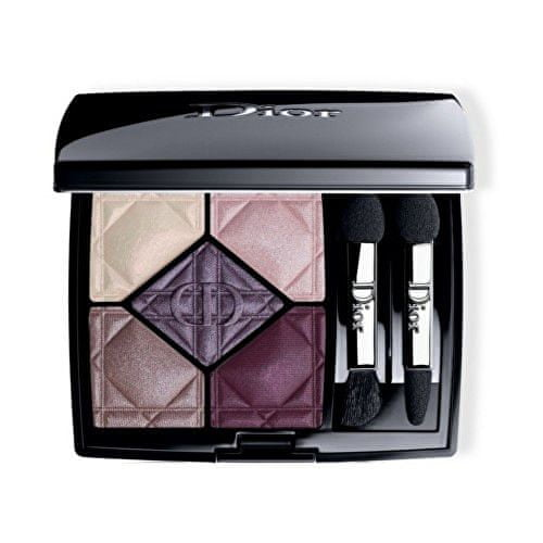 Dior Paletka očních stínů 5 Couleurs (High Fidelity Colours & Effects Eyeshadow Palette) 7 g (Odstín 157