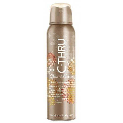 C-Thru Pure Illusion - deodorant ve spreji 150 ml