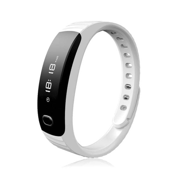 CUBE1 Smart band H8 Plus, bílý