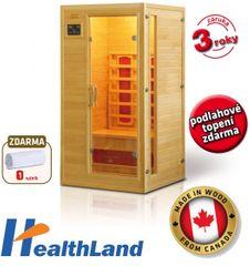 V-Garden infrasauna Standard 2012