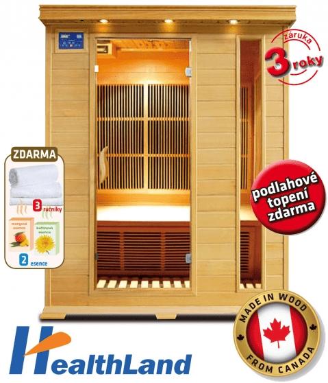 V-Garden HealthLand - Deluxe 3003 Carbon