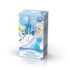 Spin Master Pěnové puzzle Frozen 12 ks