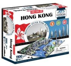 4D Cityscape Hong Kong
