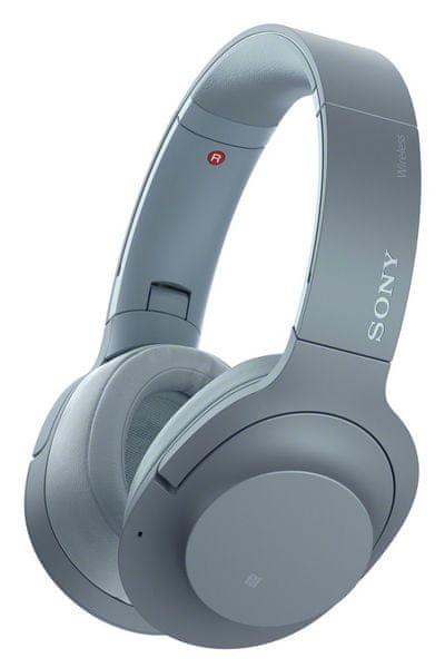 Sony WH-H900N, modrá