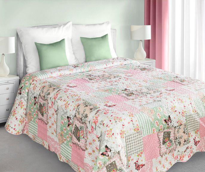 My Best Home Přehoz na postel Romace motýl, 220x240 cm