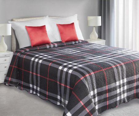 My Best Home narzuta na łóżko Artur 220 x 240 cm, czarna