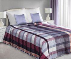 My Best Home narzuta na łóżko Artur 220 x 240 cm, niebieska