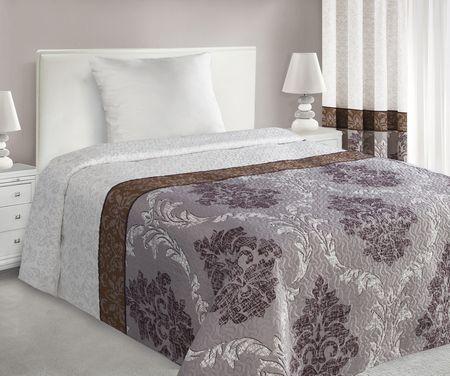My Best Home narzuta na łóżko Camelot 220 x 240 cm, brązowa