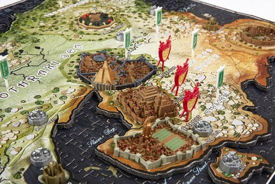 4D Cityscape Hra o Tróny Essos