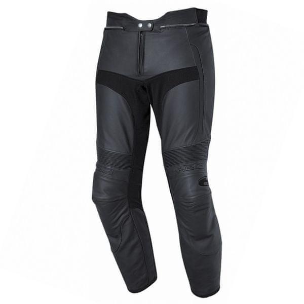 Held pánské kalhoty TURN vel.52 černá, kůže