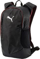 Puma Final Pro Backpack Black Fiery Coral
