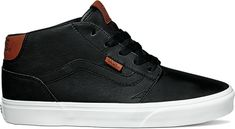 Vans buty Mn Chapman Mid (Leather) Bl