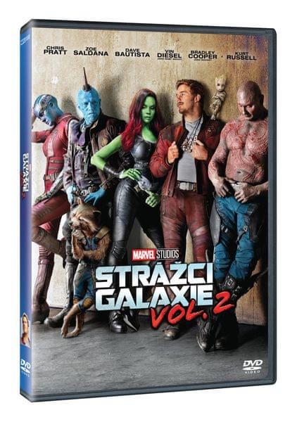 Strážci Galaxie Vol. 2 - DVD