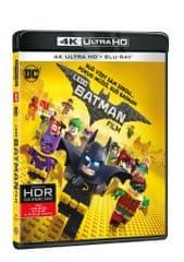 Lego Batman Film (2 disky) - Blu-ray + 4K ULTRA HD
