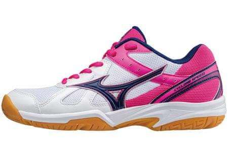 Mizuno Cyclone Speed (W)/Wht/Blueprint/PinkGlo/39.0/6.0