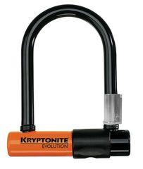 Kryptonite kolesarska U-ključavnica Evolution Mini-5, trda