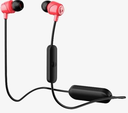 Skullcandy brezžične slušalke JIB rdeča/črna