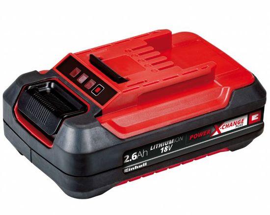 Einhell baterija 18V 2,6 Ah Li-ion Power X-Change