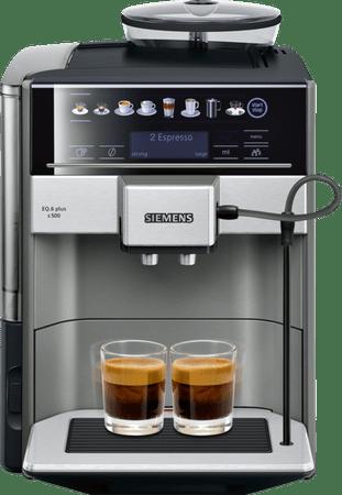 Siemens ekspres automatyczny TE655203RW